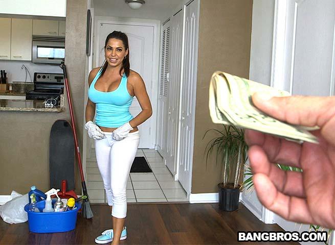 Big Tit Latina Maids